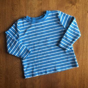 Hanna Andersson striped shirt 90